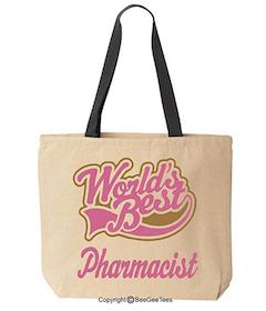 pharmacist tote